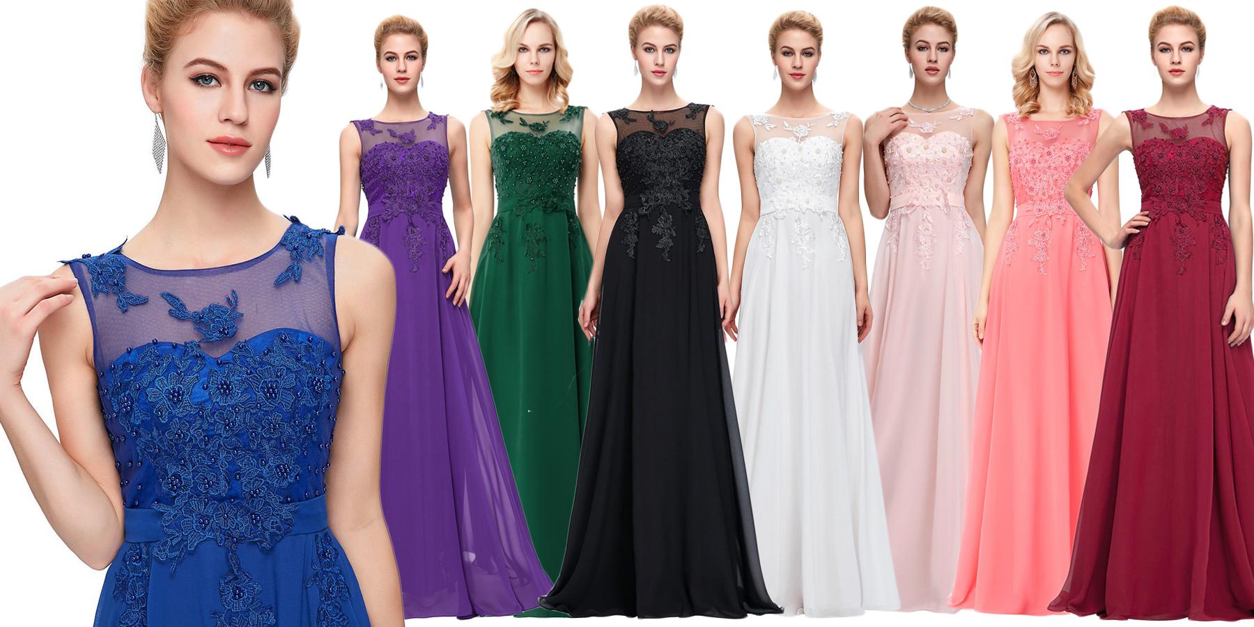 Tmavě fialové večerní šaty s krajkou 4ac2a1e1936