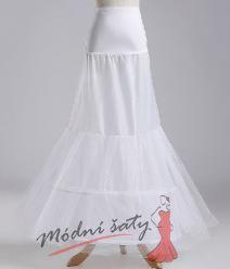 Spodnička pro úzkou rozšířující sukni