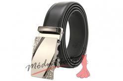 Pánský kožený pásek - Ornament