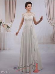 Vel. 38.- Svatební šaty Bibiana