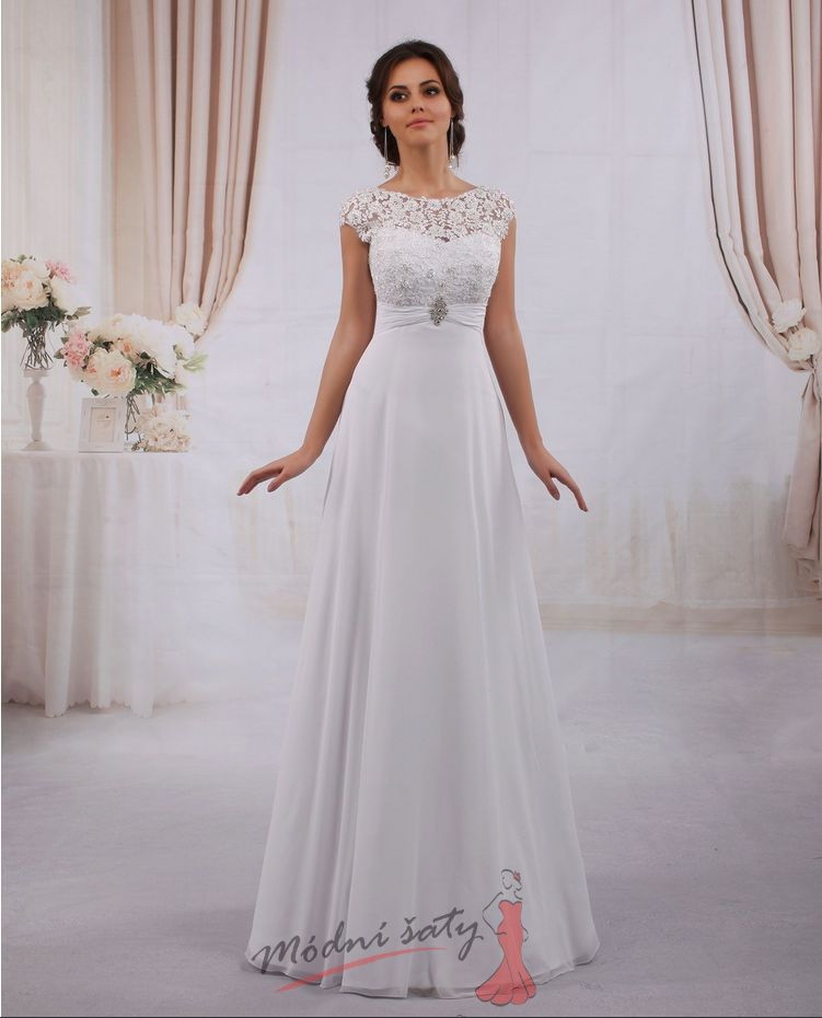 Svatební šaty Bella 47b7bad821b
