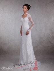 Vel. 34.- Svatební šaty Brita