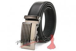 Pánský kožený pásek - Mesh