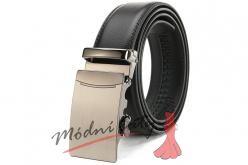 Pánský kožený pásek - Simple
