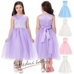 Šatičky pro holčičky s tylovou sukní
