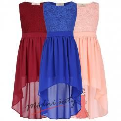 Dětské šatičky s dlouhou sukní