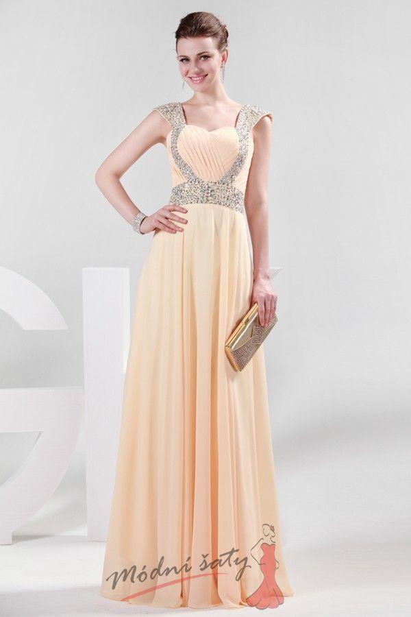 Srdíčkové plesové šaty ve více barvách. 5e4af2d214