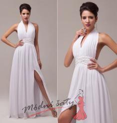 Bílé šaty Marylin Monroe