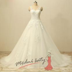 Svatební šaty Adriana