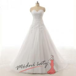 Svatební šaty Ariana
