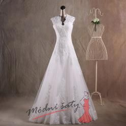 Svatební šaty Simone