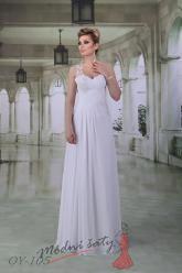 Svatební šaty Amalia - nadměrné velikosti