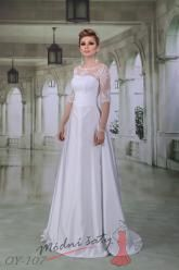Svatební šaty Amanda - nadměrné velikosti