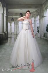 Svatební šaty Barbara - nadměrné velikosti