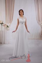 Svatební šaty Bella - nadměrné velikosti