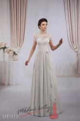 Svatební šaty Bibiana - nadměrné velikosti