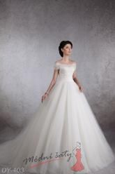 Svatební šaty Brisa - nadměrné velikosti