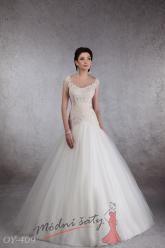 Svatební šaty Carina