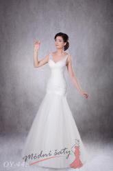 Svatební šaty Claudia  - nadměrné velikosti