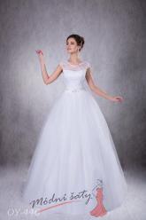 Svatební šaty Cleopatra - nadměrné velikosti