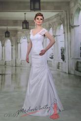 Svatební šaty Alma - nadměrné velikosti