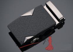 Pánský kožený pásek 006