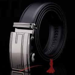 Pánský kožený pásek 007